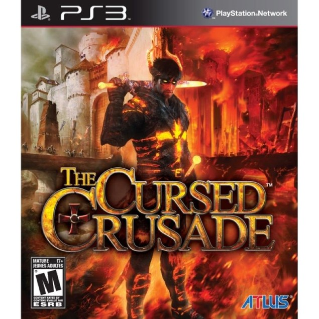The Cursed Crusade Game PS3 (#)