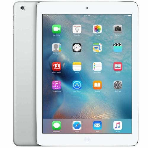 "Apple iPad Air 16GB - Wi-Fi and Cellular Unlocked - 9.7"" - Silver"