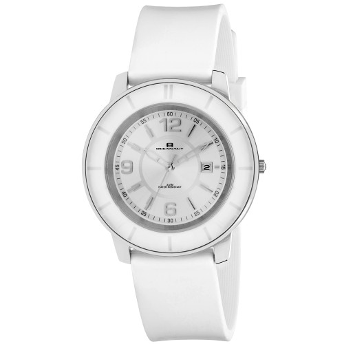 Oceanaut Women's Satin Silver Dial Watch - OC0810