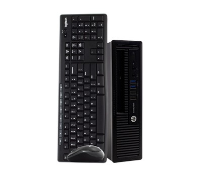 HP EliteDesk 800G1 Ultra Small Form Factor Was: $439.99 Now: $239.99.