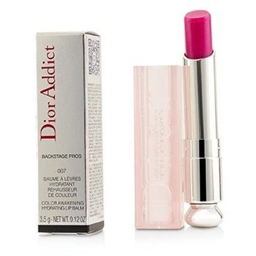 Christian Dior Dior Addict Lip Glow Color Awakening Lip Balm - #007 Raspberry