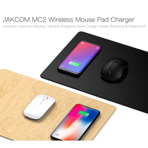 JAKCOM MC2 Wireless Mouse Pad Charger