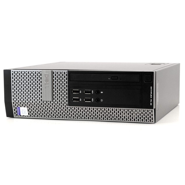Dell 7020 Desktop PC Bundle (Intel Core i5, 8GB RAM, 500GB HDD, Windows 10)