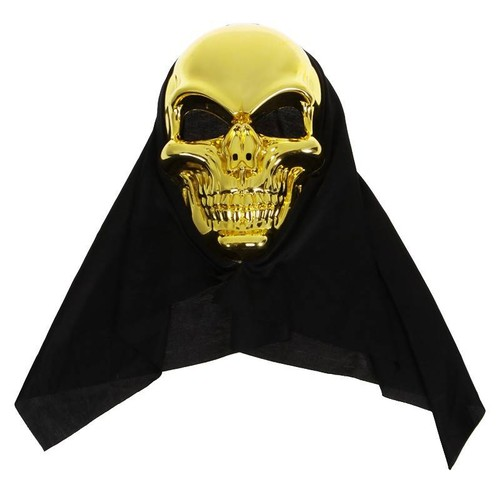 Skeleton Mask For Halloween Masquerade Cosplay Festival Party