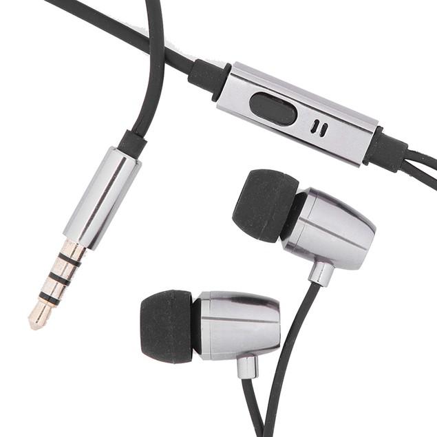 1Voice Audio Flare Earphones in Grey