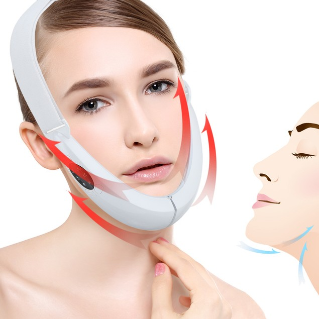 V Face Micro-current Multi-function Face-lifting Instrument Facial Lifting Face-lifting Beauty Instrument