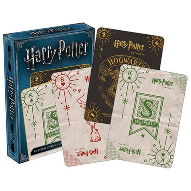 Harry Potter Artifacts Playing Cards