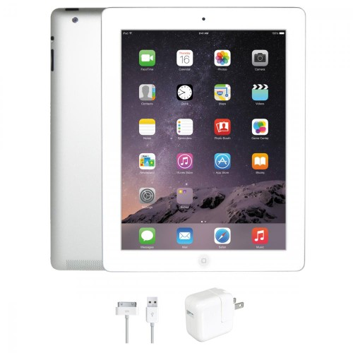 iPad 2 16GB Wifi White (Excellent Condition)