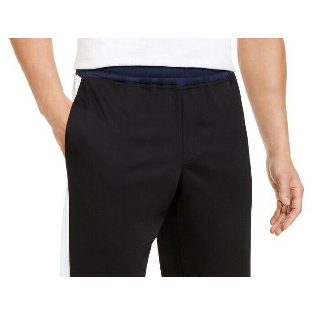 Ideology Men's Colorblocked Track Pants Blue Size X-Large