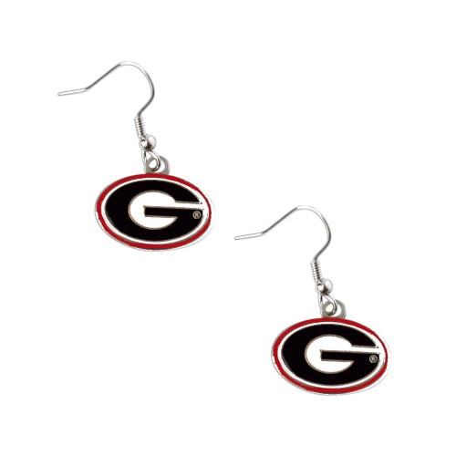NCAA Sports Team Dangle Logo Earring Set Charm Gift