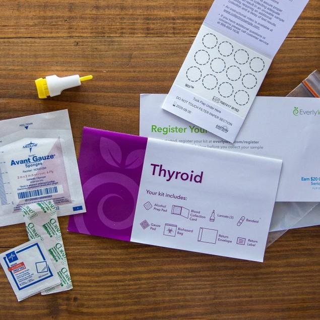 EverlyWell Clinical Laboratory Improvement Amendments Certified Thyroid