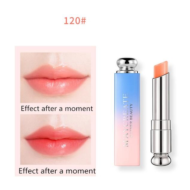 Gradient Lipstick Moisturizing Moisturizing Discoloration Long Lasting Waterproof Lipstick