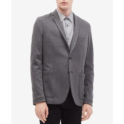 Calvin Klein Men's Slim-Fit Douglas Jacket Black Size XX-Large