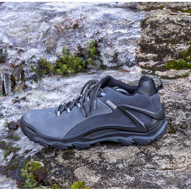 ROCKROOSTER Hiking Boots Waterproof Men's Shoes Soft Toe Outdoor