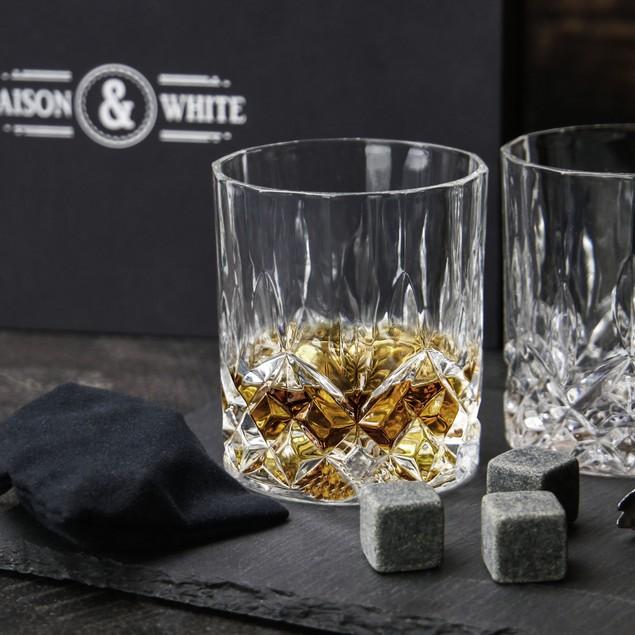 Whiskey Glass Gift Set | MandW