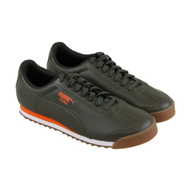 Puma Mens Roma Classic Gum Sneakers Shoes