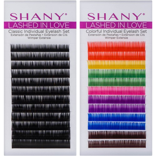 SHANY Lashed in Love Classic Individual Lash Set