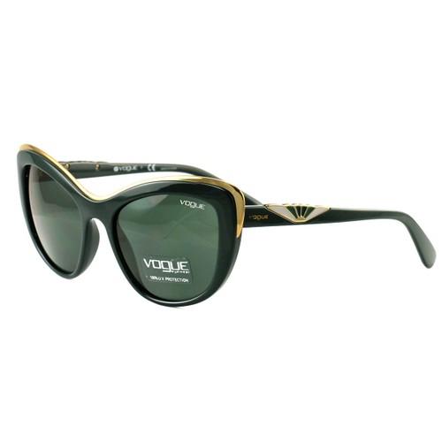 Vogue Sunglasses VO5054-S 2417/71 Green/Gold/Green Full Rim Plastic 53 18 140