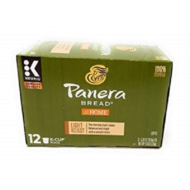 Panera Bread Coffee Light Roast Keurig K Cup