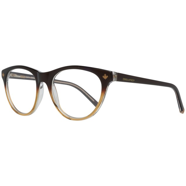 EYEGLASSES DSQUARED2  BROWN  WOMAN DQ5107-050-52