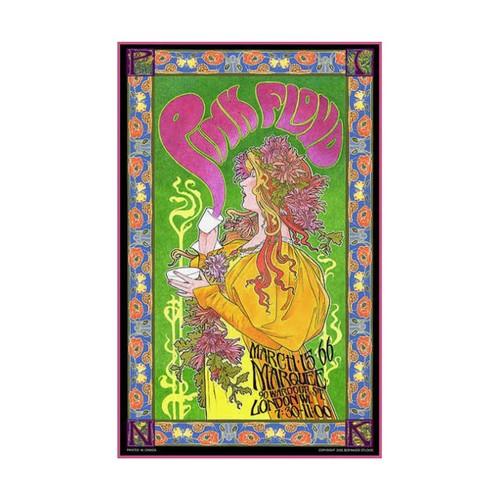 Pink Floyd Bob Masse Poster