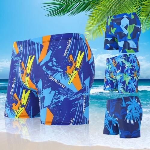 Fashion Beach Swimsuit Printing Men's Swimming Trunks