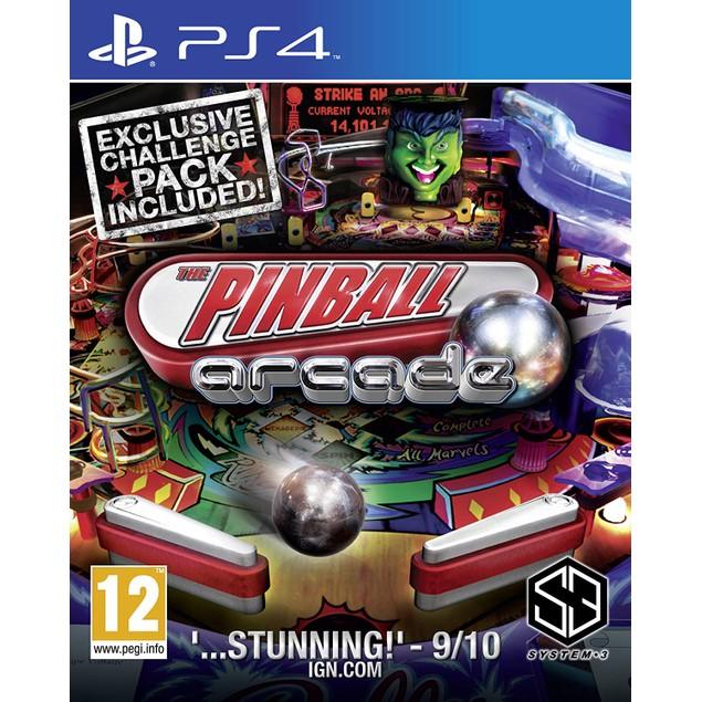Pinball Arcade Game PS4