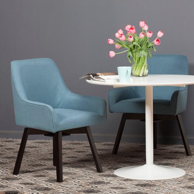 Studio Designs Office Woven Webbing Seat Spire Swivel Chair