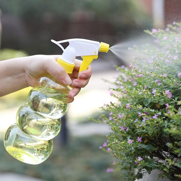 Shape Plant Flower Sprinkler Watering Spray Bottle Trigger Garden Tool