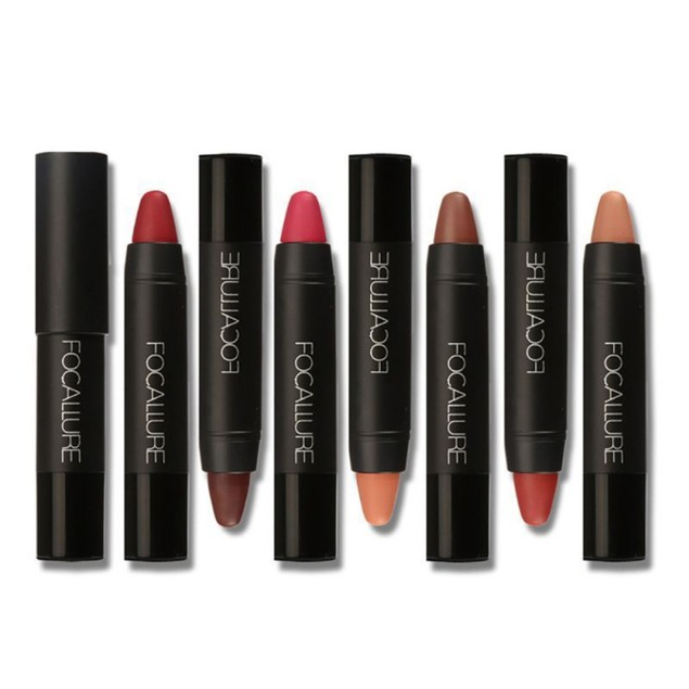 Sexy Makeup Long Lasting Matte Party Casual Lipstick Women Beauty Cosmetic