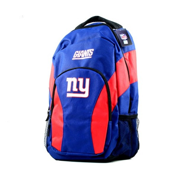 """New York Giants NFL Concept One """"Draft Day"""" Backpack"""