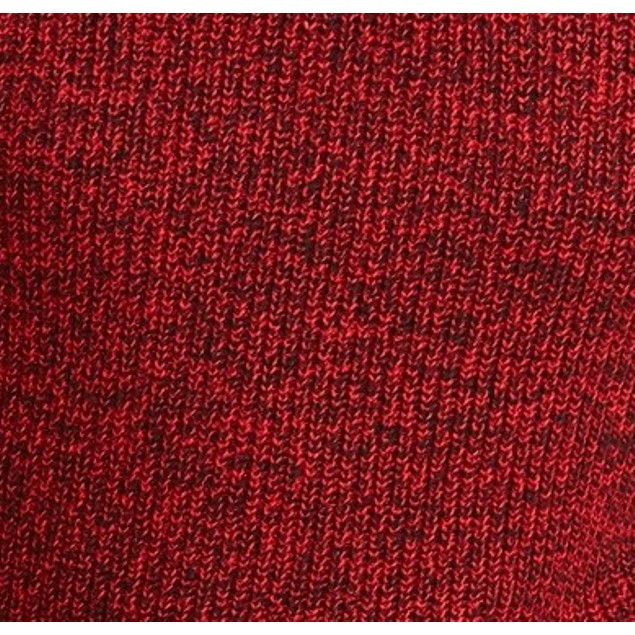 INC International Concepts Men's Quarter-Zip Sweater Red Size Small