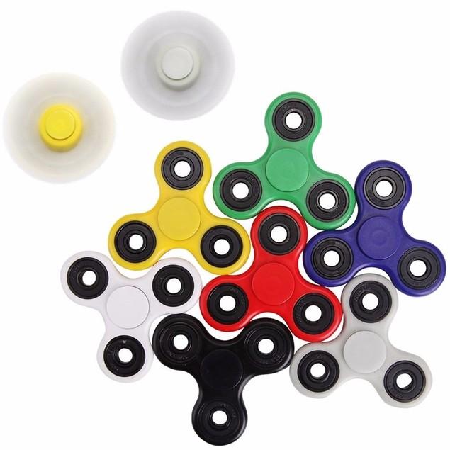 3-Pack: Fidget Spinners