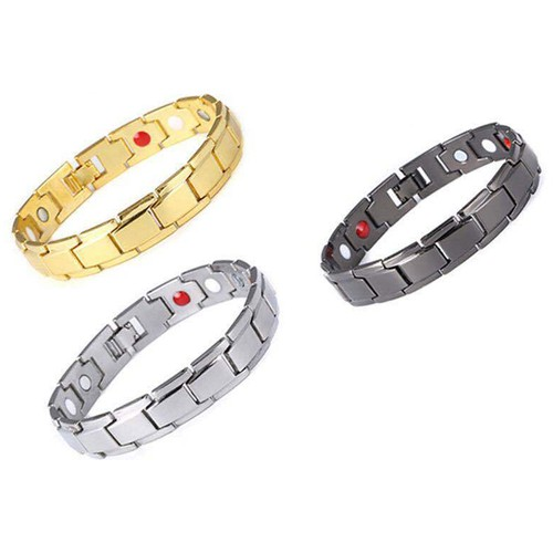 Unisex Removable Magnetic Therapy Bracelet