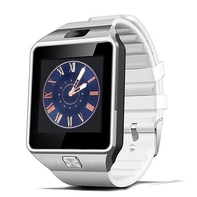 Bluetooth Smart Watch w/Camera, Pedometer, Activity Monitor and Phone Sync