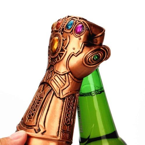 Thanos Infinity Gauntlet Beer Bottle Opener