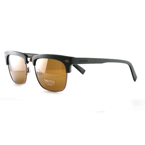 Nautica Women's Sunglasses N6219S 221 Cooper 55 19 140 55 19 140 Polarized