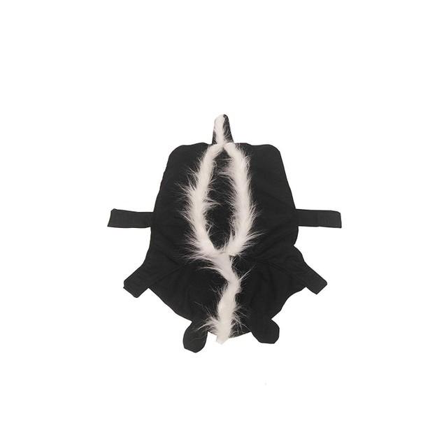 Midlee Skunk Dog Costume