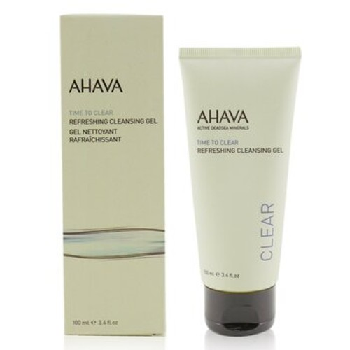 AhavaTime to Clear Refreshing Cleansing Gel