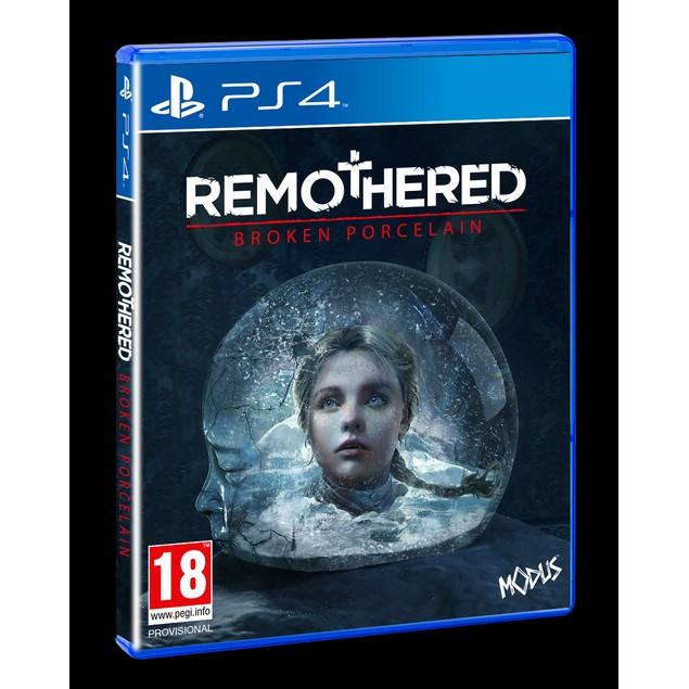 Remothered Broken Porcelain PS4 Game