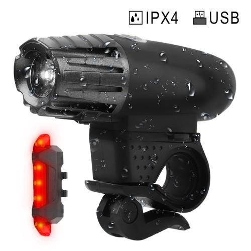 iMounTEK Bike Front Flashlight