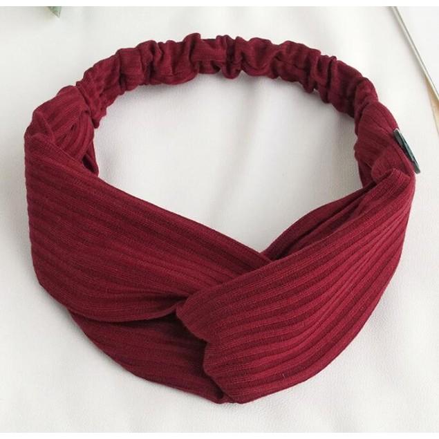 4 or 8 Pack: Stylish Headband for Mask/Yoga *Random Colors*