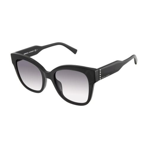 Rebecca Minkoff Women Sunglasses RMMARTINA1GS 0807 Black Square Gradient