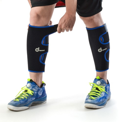 Calf Compression Sleeve - Universal Size Leg Compression Socks - 1 Pair