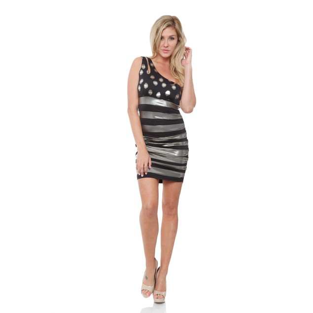 Space Party Dress