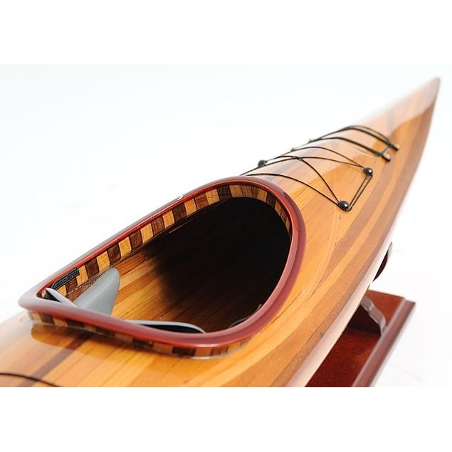 Old Modern Handicrafts Kayak Model