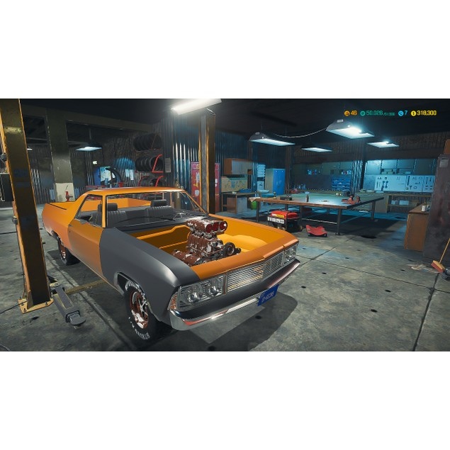 Car Mechanic Simulator PS4 Game