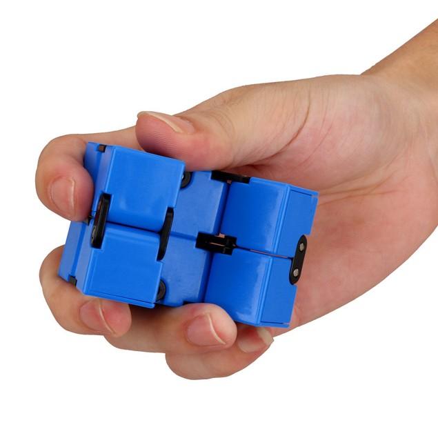 Luxury EDC Infinity Cube Mini For Stress Relief Fidget Anti Anxiety Stress