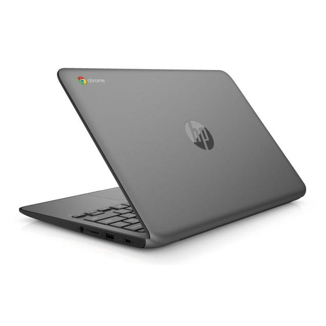 "HP Chromebook 11A-NB0013DX 11.6"" 32GB N3350 ChromeOS,Ash Gray (Certified Refur"