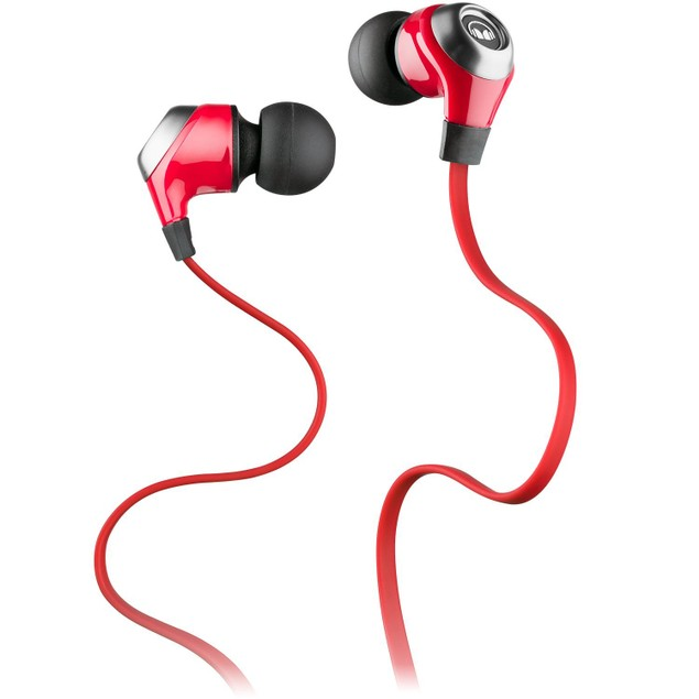 Monster Clarity HD In-Ear Earbud Headphones Earbuds w/ Mic and In-Line